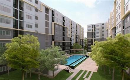 Sansiri dCondo development Phuket