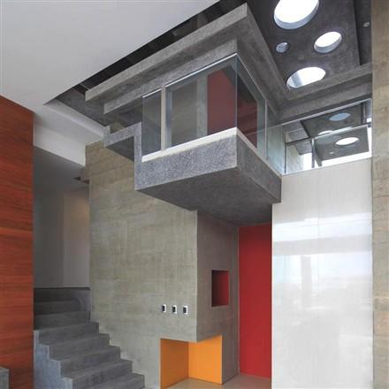 Contemporary CN Beach House Peru Longhi Architects