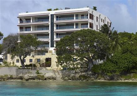 Portico Barbados