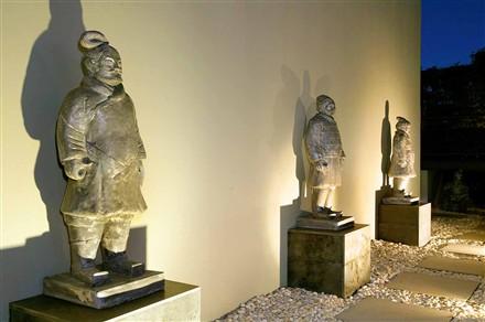 Xian statues