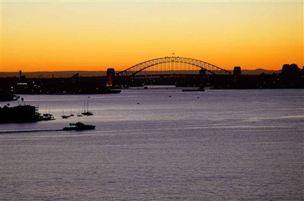 悉尼海港大橋