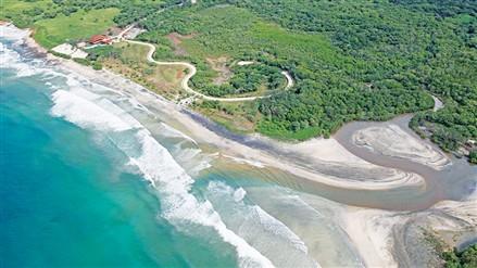 海滩度假村