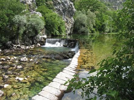 Veliki Rumin Waterfalls