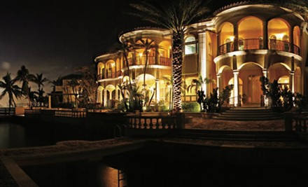 Luxurious living on the key