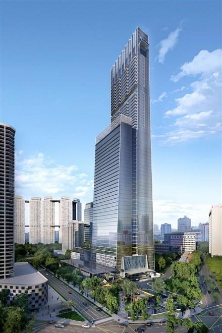 新加坡最高建筑用作克莱蒙酒店及公寓