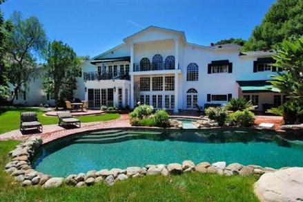 David Hasselhoff house