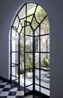 Yves Saint Laurent villa morocco