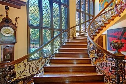 Nicolas Cage Bel Air Mansion