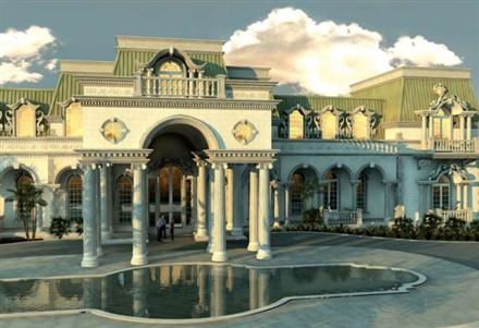 David Siegel house Versailles