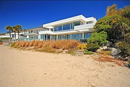 Paul Allen mansion malibu