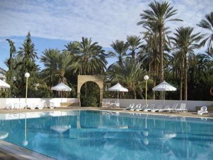 tunisia oasis