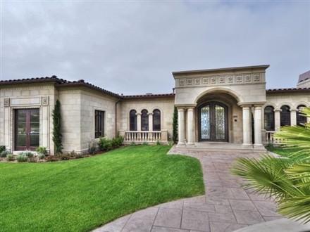 Donald Trump luxury house California