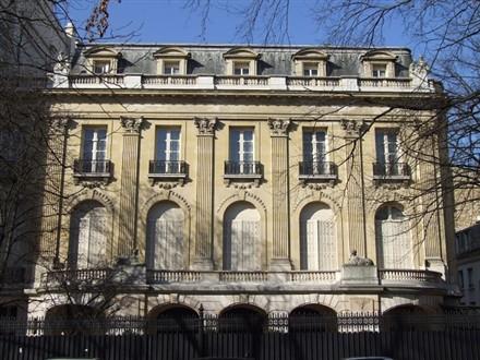 Palais Montmorency Avenue Foch Paris