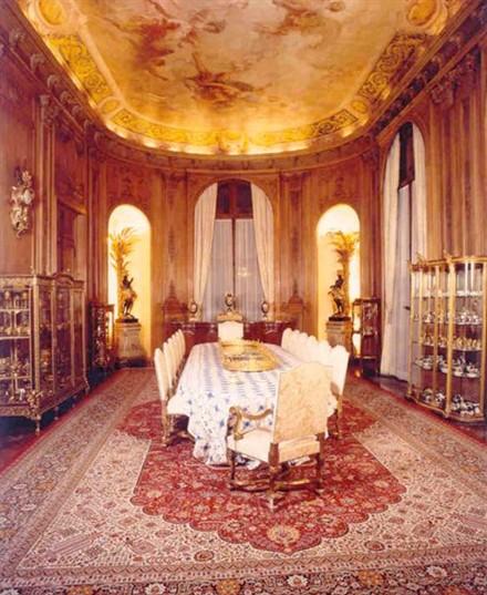 private mansion Paris