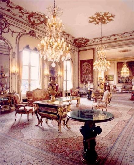 private mansion Paris Avenue Foch