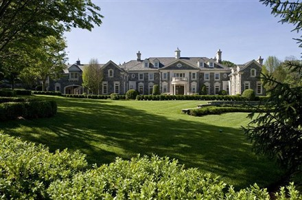 Old Frick Estate New Jersey