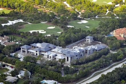 Michael Jordan mansion Jupiter